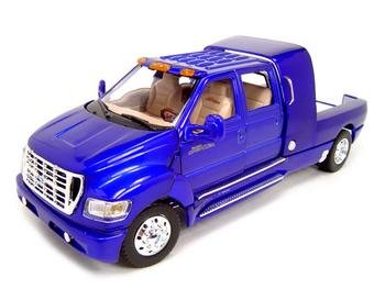 Buy Ford Super Crewzer Diecast Model Blue 1:18 Die Cast Car