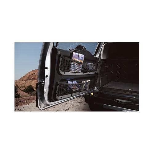 Amazon.com: 2014 FJ Cruiser Rear Door Storage Net - Rear Door (Style