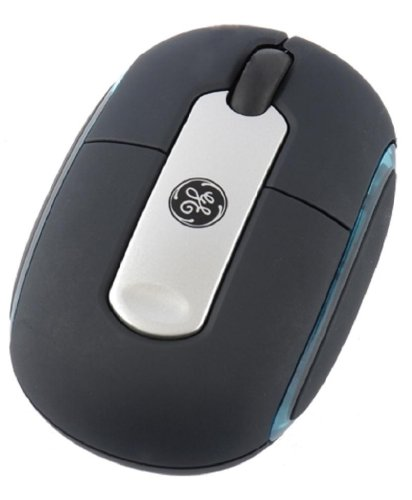 GE 98765 Laptop Wireless Laser Mini Mouse