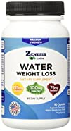 Water Pill Diuretic  Weight Loss  90 Capsules 50 More Capsules