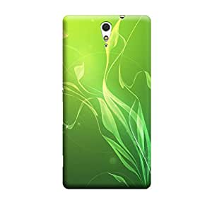 CaseLite Premium Printed Mobile Back Case Cover With Full protection For Sony Xperia C5 (Designer Case)