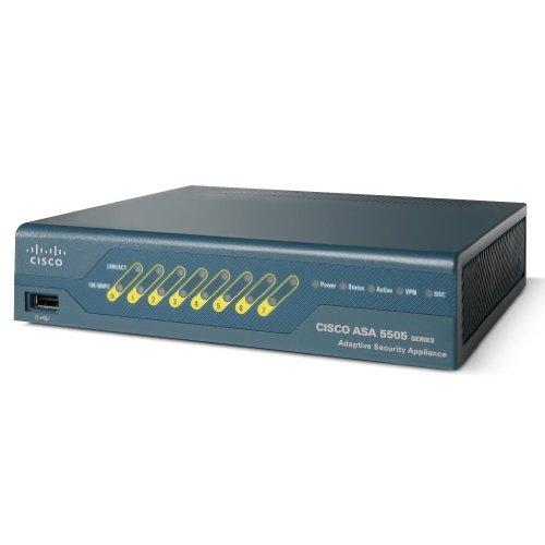 Cisco Systems ASA5505-BUN-K9