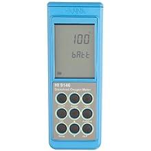 Hanna Instruments HI 9146N Waterproof Portable Microprocessor Dissolved Oxygen Meter