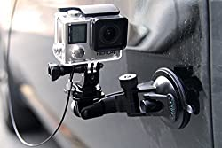 Best Tether for GoPro Cameras GOMA LASSO - compatible with gopro hero4 and all previous gopro editions- protect your valued action camera and shoot anywhere worry free - 2mm thick Stainless steel wire coated in soft plastic -