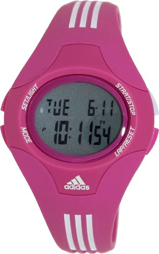 Adidas ADP6064 Performance Sports Pink Digital Watch