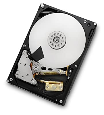 "Hitachi Deskstar 7K3000 HDS723020BLA642 - Hard drive - 2 TB - internal - 3.5"" - SATA-600 - 7200 rpm - buffer: 64 MB from Hitachi Global Storage Technologies"
