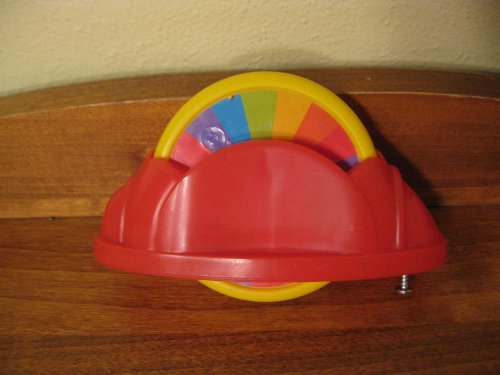 41rLAbSu0NL Reviews Fisher Price Rainforest Jumperoo Toy Replacement Spinning Disc