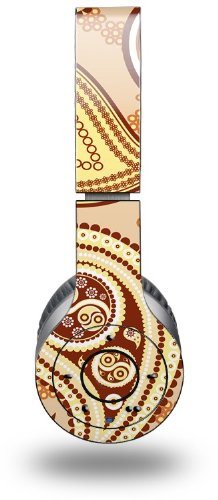 Paisley Vect 01 Decal Style Skin (Fits Genuine Beats Wireless Headphones - Headphones Not Included)