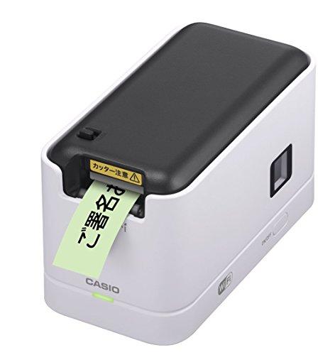 カシオ メモプリ Wi‐Fi対応 MEP-F10-WE ホワイト