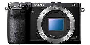 Sony NEX 7 Compact numérique hybride boitier nu 24,3 Mpix Noir
