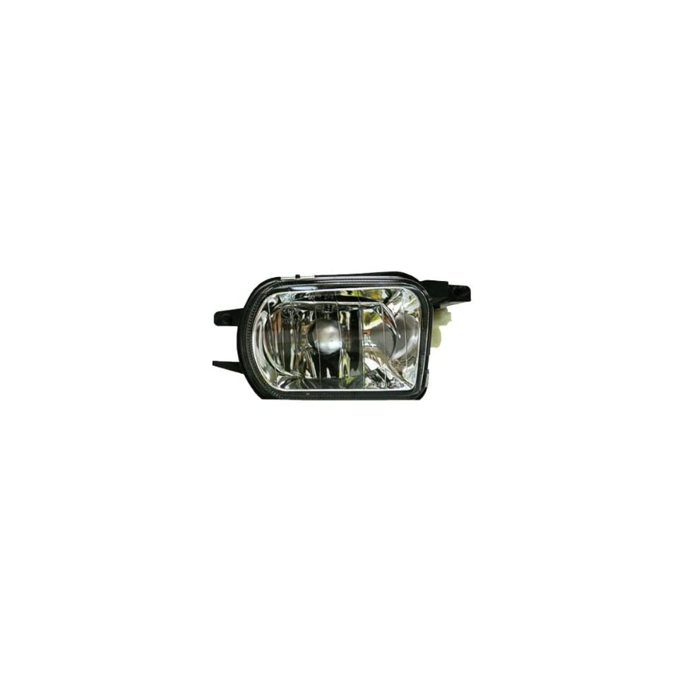 Mercedes Benz C Class Front Driving Fog Light Lamp Right Passenger Side SAE/DOT Approved