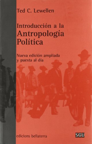 Introduccion a la antropologia politica (General Universitaria)