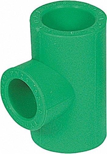 INTERPLAST PPR Rohr Aqua-Plus Reduzier-T-Stück PN25 25x20x25