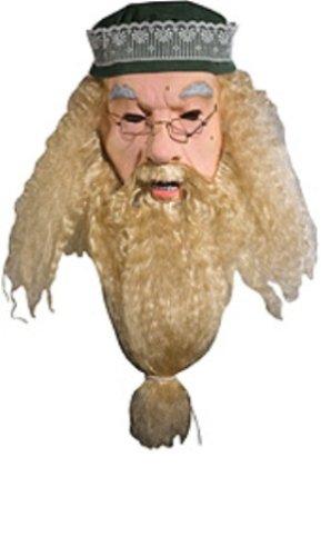 Harry Potter Albus Dumbledore Deluxe Adult Latex Mask