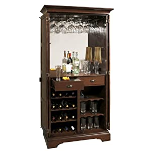 Ridgevillewinecabinet Home bar furniture amazon