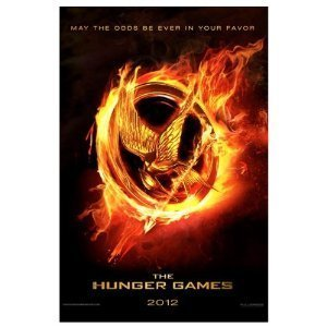 (24x36) The Hunger Games Teaser Official Movie Poster