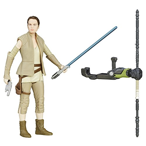 Star Wars The Force Awakens 3.75-inch Figure Rey Resistance Outfit