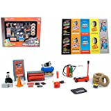 Mechanic Accessory Set for 1/24 Scale Cars (Boxed)