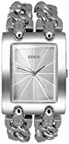 GUESS Stainless Steel Chain Bracelet Watch  S