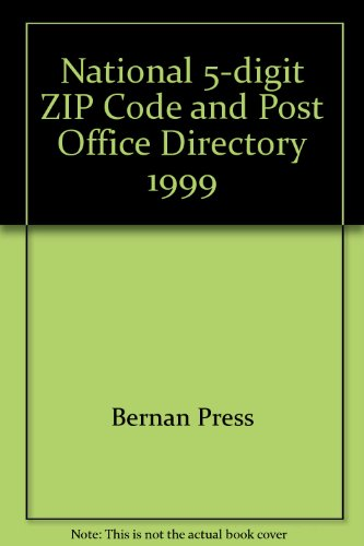 1999-national-5-digit-zip-code-and-post-office-directory-national-5-digit-zip-code-and-post-office-d