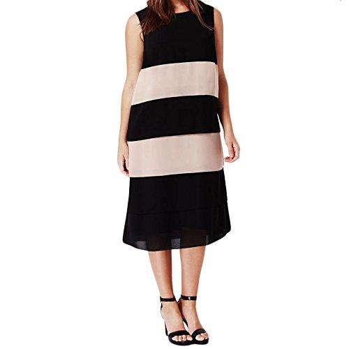 marina-rinaldi-womens-diga-colorblock-dress-20w-29-black-beige