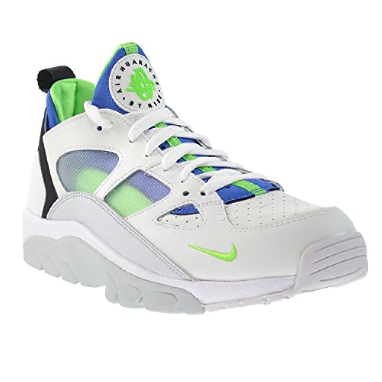 separation shoes e6528 34331 ... trainers 3c211 66d5a  good nike air trainer huarache low mens shoes  white scream green royal blue 749447 e653f c0915