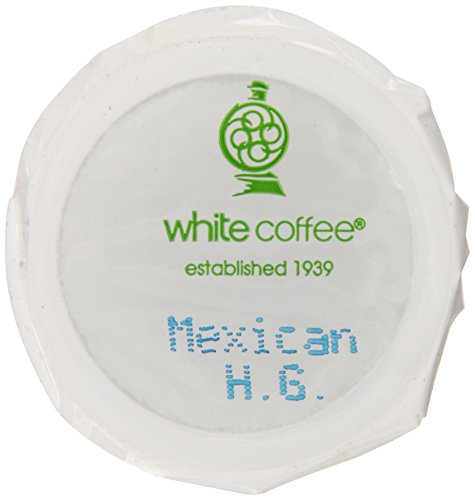 White Coffee K Cups