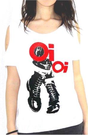 johnny-deers-shirt-femme-oi-oi-chaussures-danser-pieds-1011-ggg57-gris-xxl