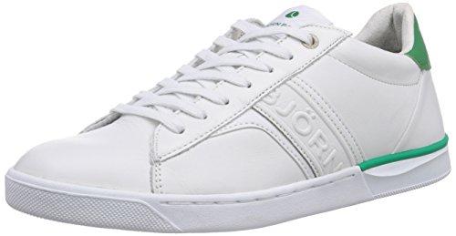 bjorn-borg-footwear-t100-low-lea-m-herren-sneakers-weiss-1990-white-green-41-eu