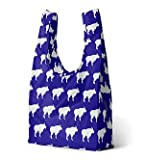 BAGGU Standard Reusable Shopping Bag Mountain Goat