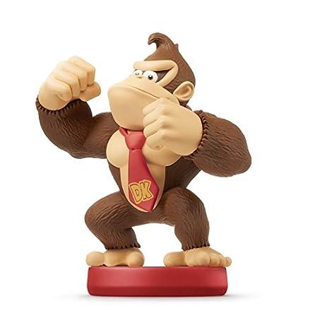 Nintendo Donkey Kong amiibo (SM Series) - Nintendo Wii U
