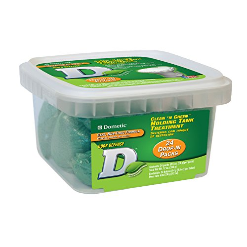 Dometic D1114001 Clean 'n Green Dry Holding Tank Deodorant (Dometic Clean N Green compare prices)
