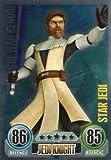 Star Wars Force Attax - Star Jedi Card - 152 Obi-Wan Kenobi