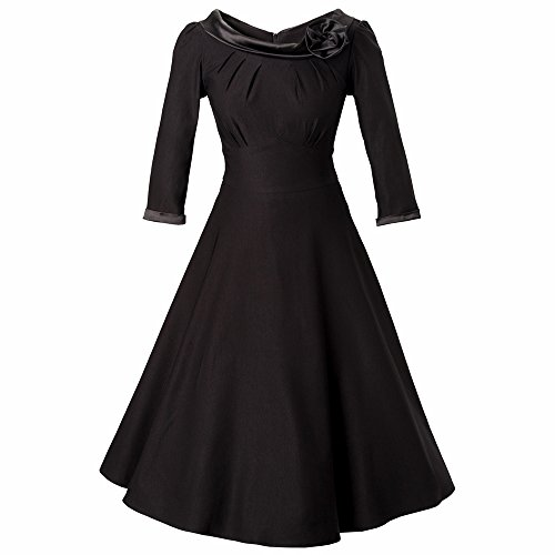 muxxn-women-s-rockabilly-style-gorgeous-lbd-cocktail-dresses-black-l-