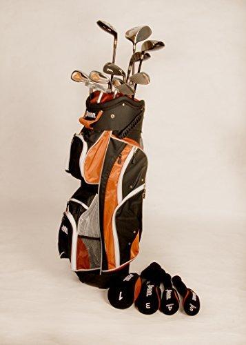 Penn Herren Graphit Golfset mit 11 Schlägern inkl. Golfbag