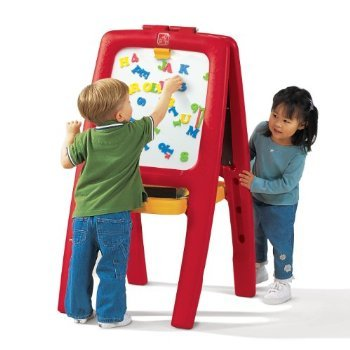 3 X Step2 Easel For Two with Bonus Magnetic Letters/Numbers