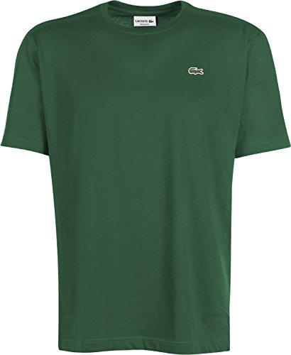 Lacoste Sport Basic Sport Round Neck T-shirt vert