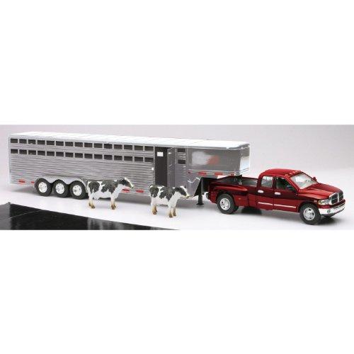 Dodge Ram Off Road Truck 1/44 Silver