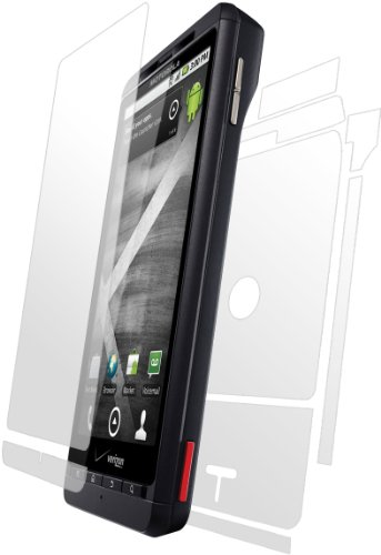 Clear-Coat Full Body Scratch Protector for the Motorola Droid X