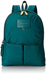 Marc by Marc Jacobs Preppy Legend Backpack Handbag, Crocodile Green, One Size