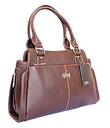 Designer Branded Faux Leather Ladies Handbag Shoulder Bag