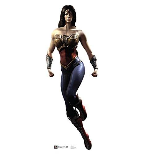 Wonder Woman - DC Comics Injustice: Gods Among Us - Advanced Graphics Life Size Cardboard Standup