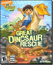 Go, Diego, Go! Great Dinosaur Rescue - 1