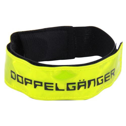DOPPELGANGER LED裾バンド 自転車・ウォーキング用ポジションラ...