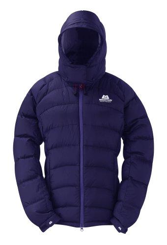 Mountain Equipment Damen Daunenjacke Lightline Womens Jacket, indigo, 12