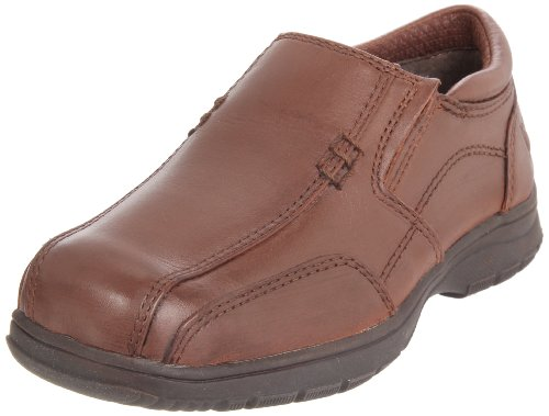 Kenneth Cole Reaction Check N Check 2 Slip On (Toddler/Little Kid),Dark Brown,9.5 M Us Toddler front-1043284