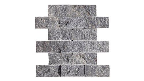 naturstein mosaik aus bardiglio mamor f r wand und boden. Black Bedroom Furniture Sets. Home Design Ideas