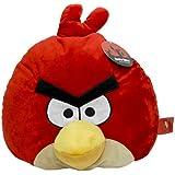 Rovio Angry Birds Bird Pillow, Red