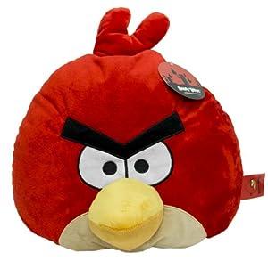 Amazon.com: Rovio Angry Birds Bird Pillow, Red: Home & Kitchen