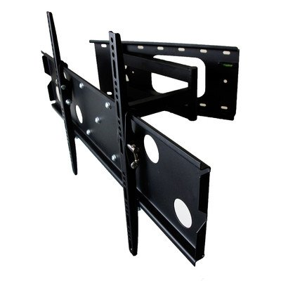 Mount-It! Mi-326B Articulating Lcd Hd Ultra-Low Profile Wall Mount For 32-Inch To 60-Inch Tv